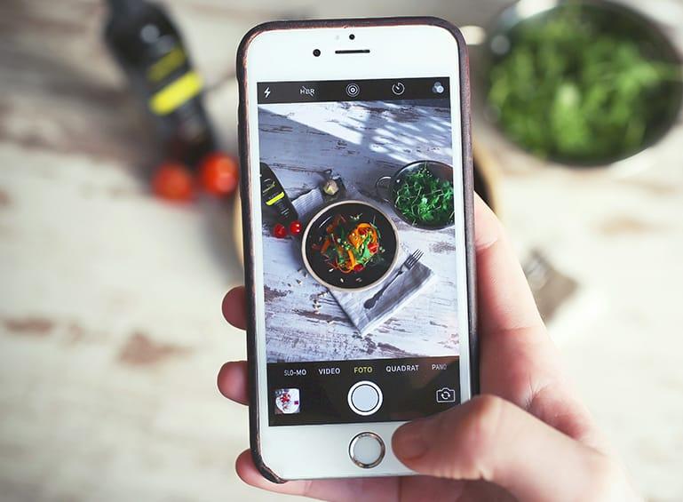 Commande vos repas et collations santé prêt à manger emballés sous-vide