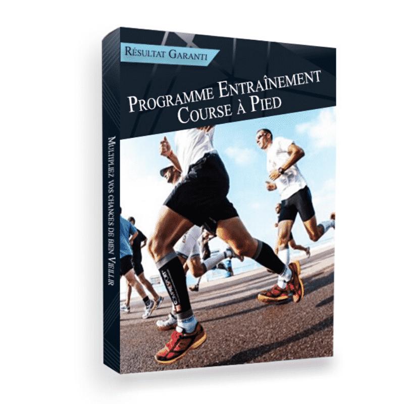 Programme entraînement de course à pieds en ligne