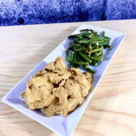 poulet au beurre recette sante naturopathie