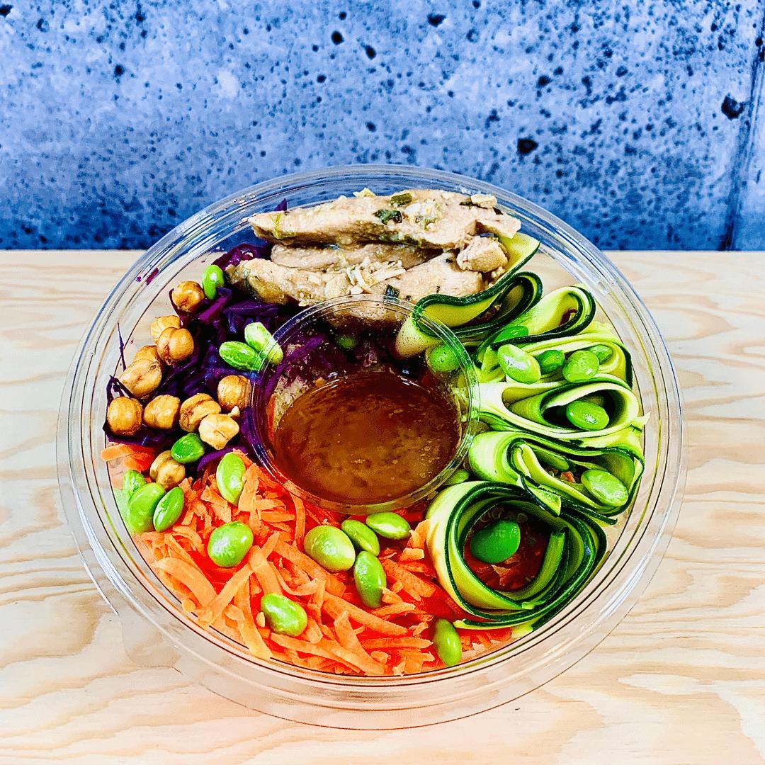 recette sante poke bowl asiatique naturopathie perte de poids