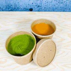 photo carré potage de légume 2