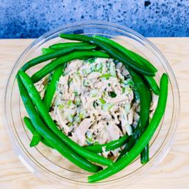 recette salade de poulet naturopathie perte de poids