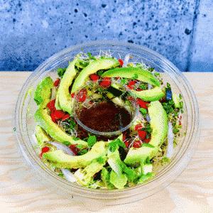 Commandez salade-repas santé prêt à manger au quinoa avocat menthe