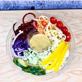 photo carré salade vitalité