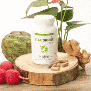 Commandez suppléments axés sur la santé digestive, Vita-Digest en capsules