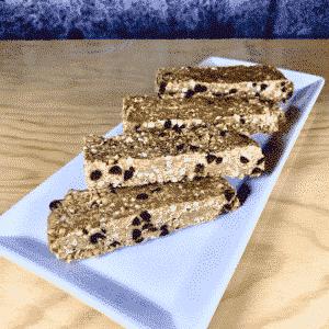 Commandez collation santé, barre protéinée, sans lactose, sans gluten