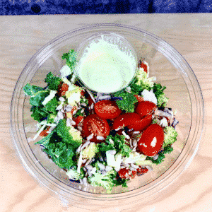 Commandez Salade-repas prêt à manger brocoli
