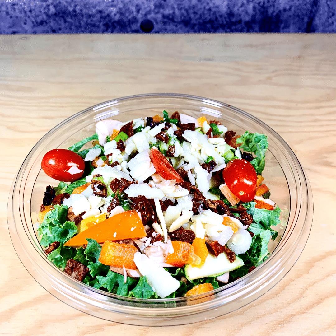 Commandez salade-repas prêt à manger style césar