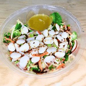 Commandez salade-repas, prêt à manger, aux haricots de Lima
